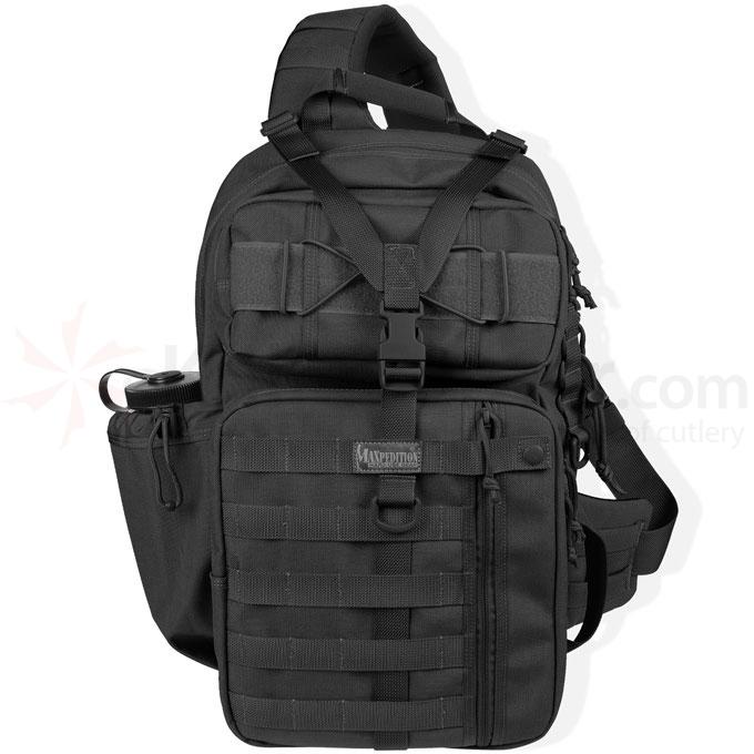 Maxpedition 0432B Kodiak Gearslinger Backpack, Black