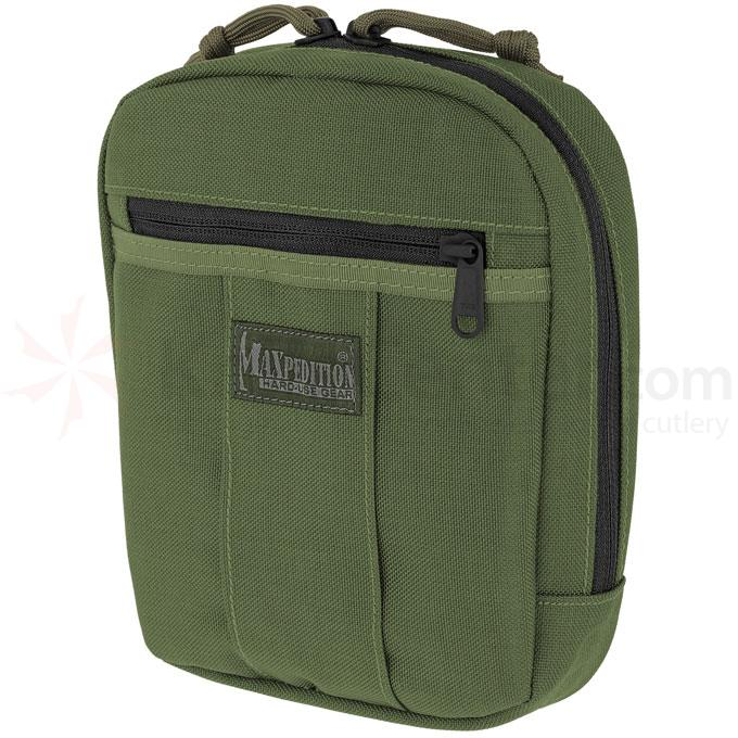 Maxpedition 0480G JK-1 Concealed Carry Pouch, Small, OD Green