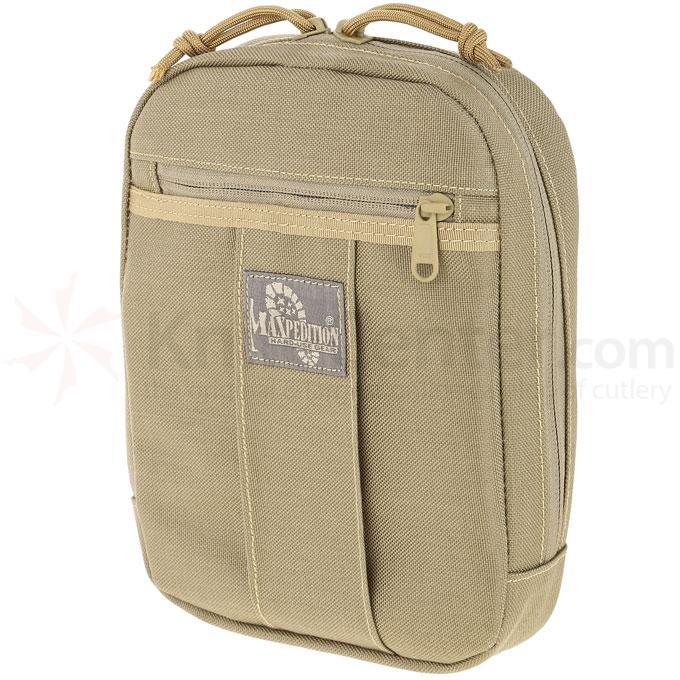 Maxpedition 0481K JK-2 Concealed Carry Pouch, Large, Khaki