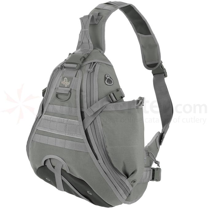 Maxpedition 0485F Monsoon S-Type Gearslinger, Foliage Green