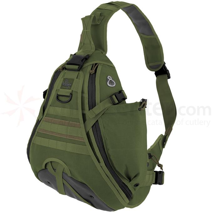 Maxpedition 0485G Monsoon S-Type Gearslinger, OD Green