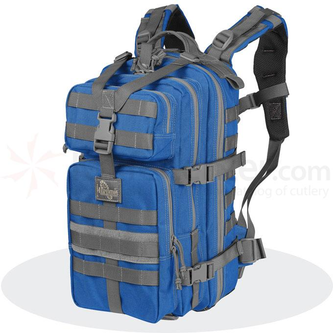 Maxpedition 0513RF Falcon-II Backpack, Royal Blue - Foliage