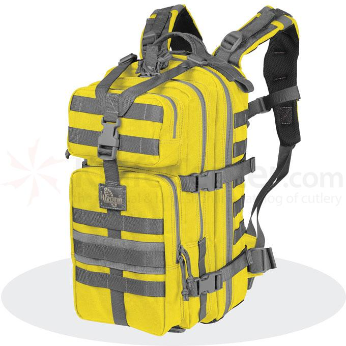 Maxpedition 0513SY Falcon-II Backpack, Safety Yellow