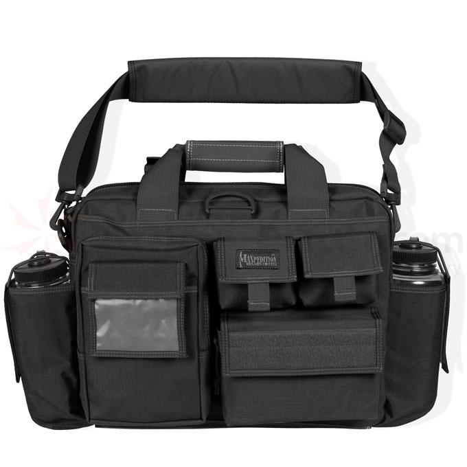 Maxpedition 0605B Operator Tactical Attache, Black