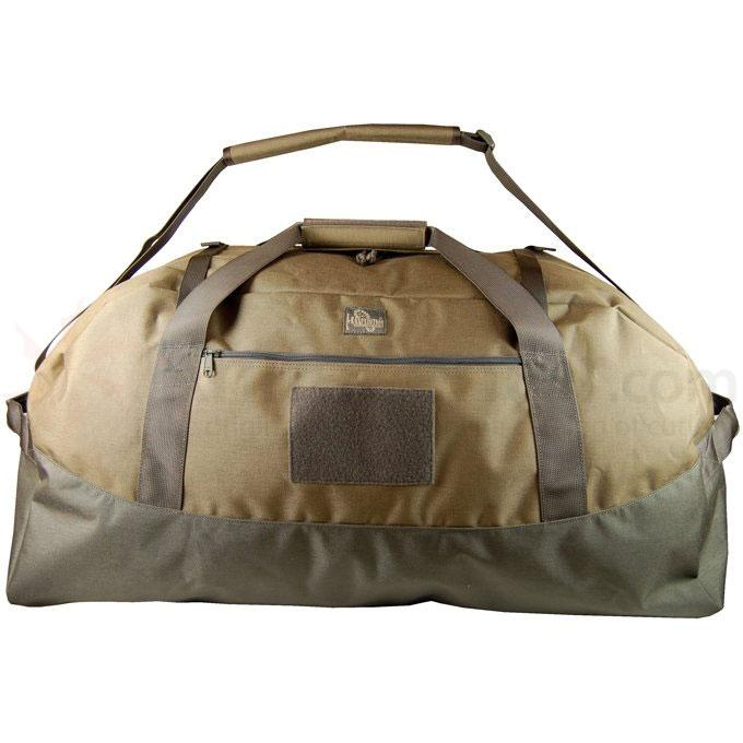 Maxpedition 0652KF Imperial Load-Out Duffel Bag (Large), Khaki-Foliage
