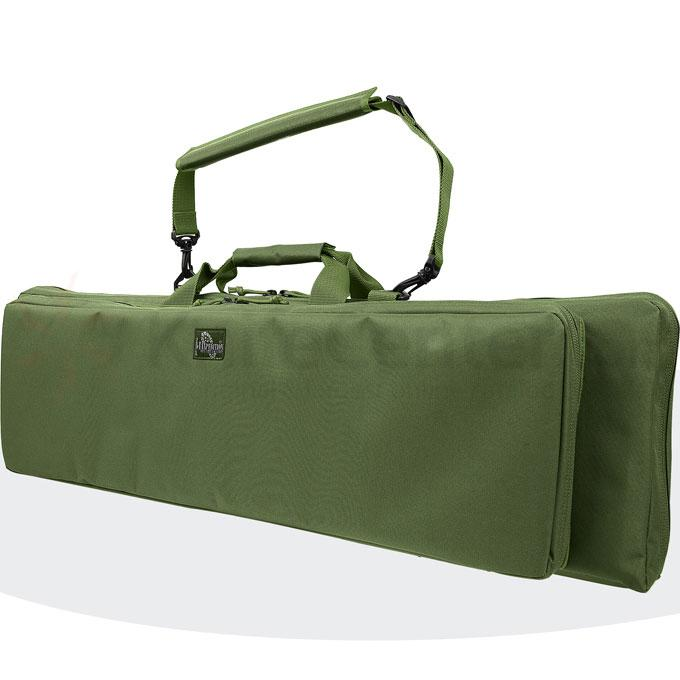 Maxpedition 1105G Sliver-II Gun Case (38 inch Long), OD Green