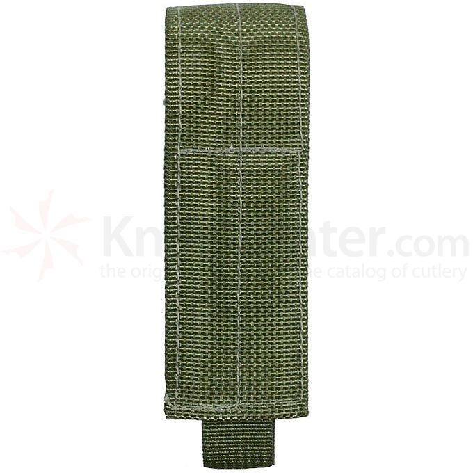 Maxpedition 1430G 4 inch Flashlight Sheath, OD Green