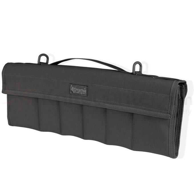 Maxpedition 1461B Dodecapod 12-Knife Carry Case, Black
