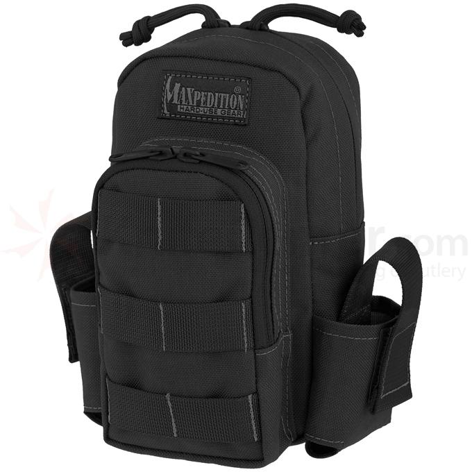 Maxpedition 1601B Tactical Handheld Computer Case, Black
