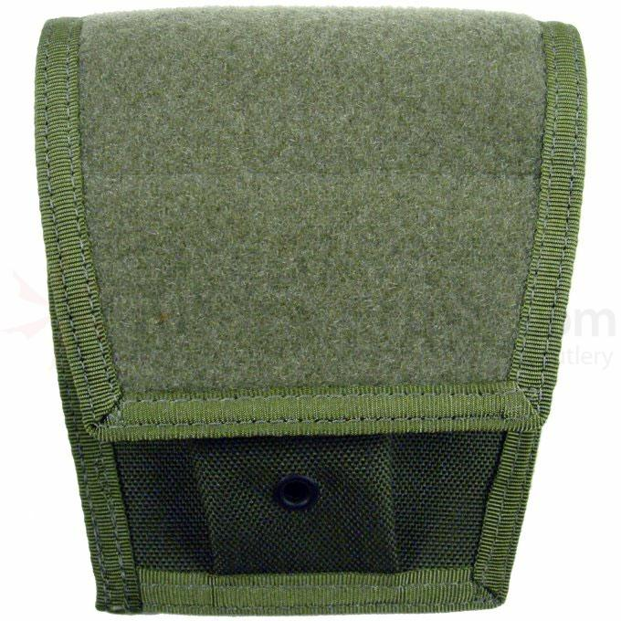 Maxpedition 1712G Double Handcuff Pouch, OD Green