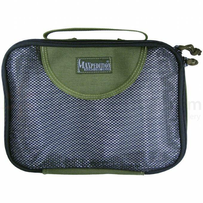 Maxpedition 1803G Cuboid - Medium Organizer, OD Green