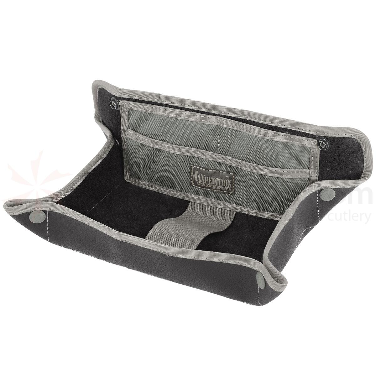 Maxpedition 1805F Tactical Travel Valet Tray, Foliage Green
