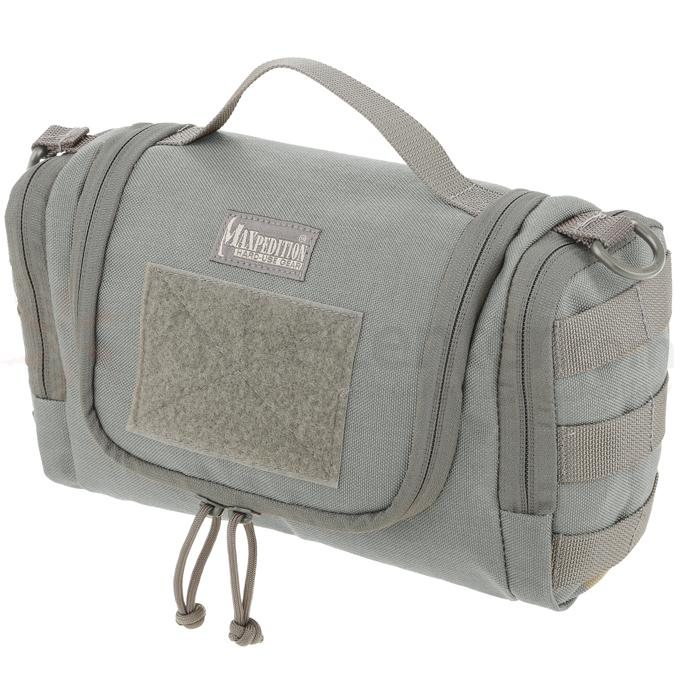Maxpedition 1817F Aftermath Compact Toiletry Bag, Foliage Green