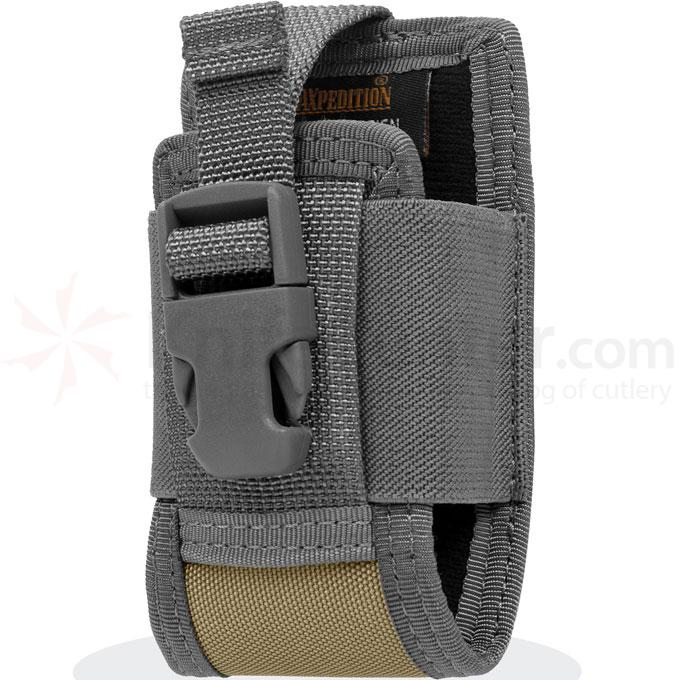 Maxpedition 3528KF Hook-&-Loop Phone Holster Insert, Khaki-Foliage