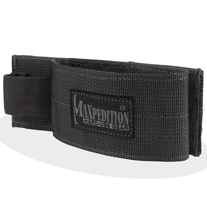 Maxpedition 3535B Sneak Universal Holster Insert with Mag Retention, Black