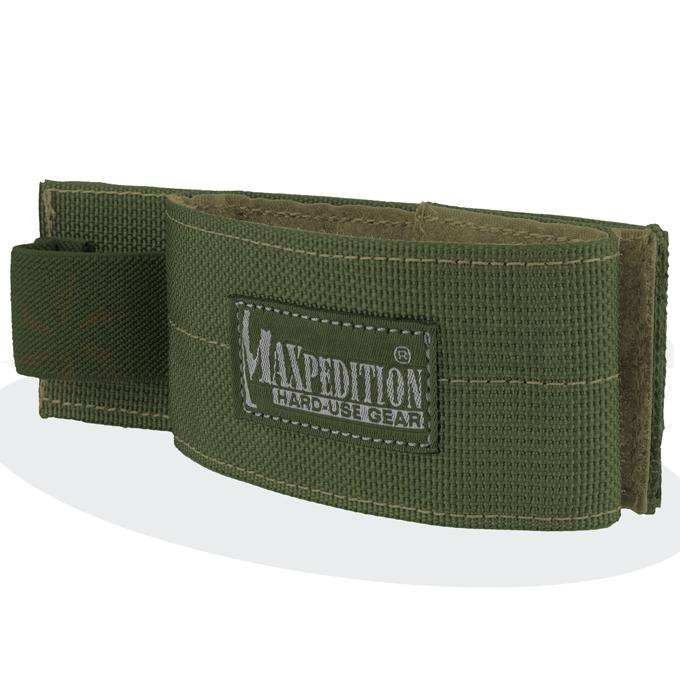 Maxpedition 3535G Sneak Universal Holster Insert with Mag Retention, OD Green