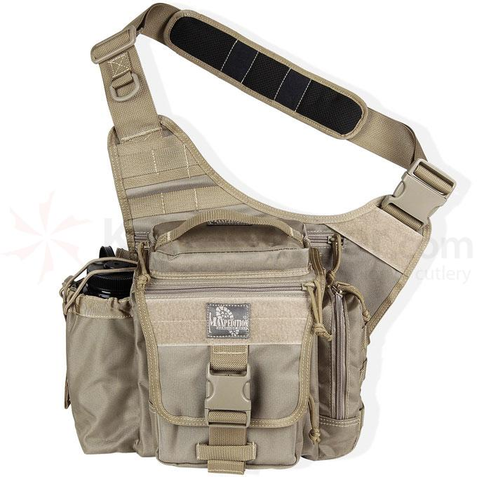 Maxpedition 9845K Jumbo EDC (Everyday Carry), Khaki