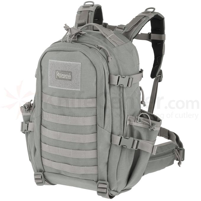 Maxpedition 9857F Zafar Internal Frame Backpack, Foliage Green