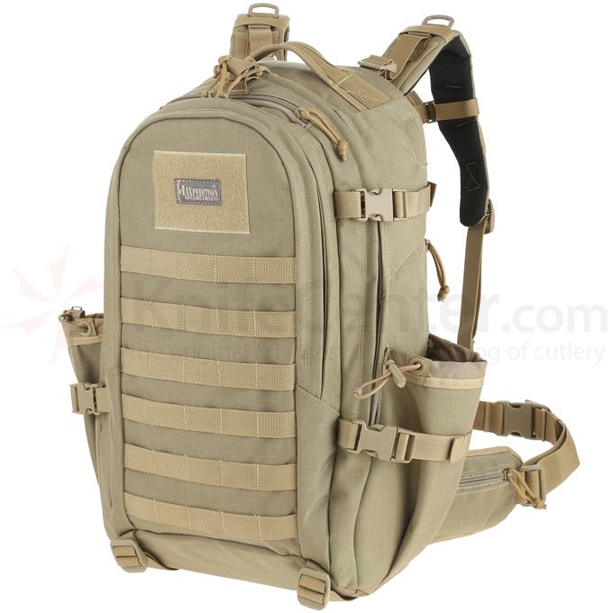 Maxpedition 9858K Xantha Internal Frame Backpack, Khaki