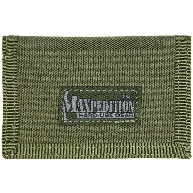 Maxpedition 0218G Micro Wallet, OD Green