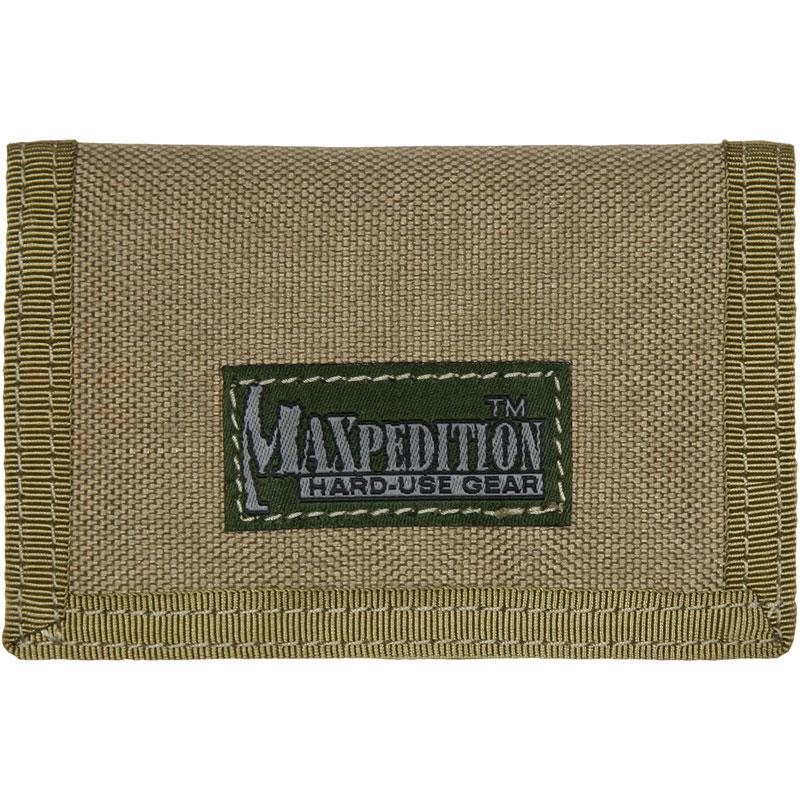Maxpedition 0218K Micro Wallet, Khaki