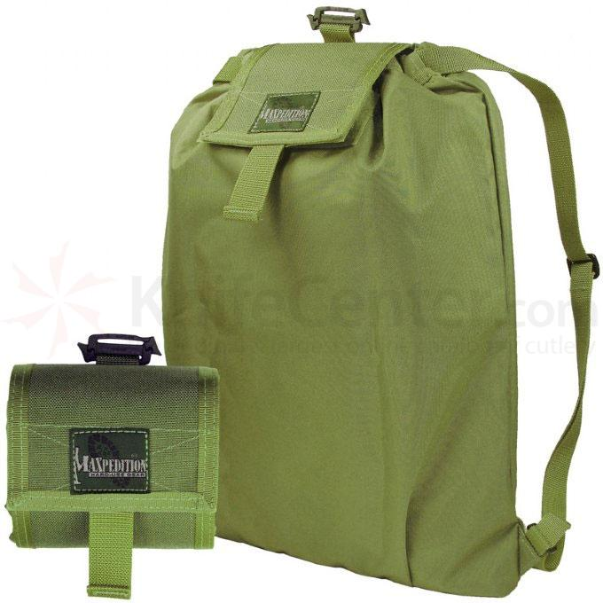 Maxpedition 0230G Rollypoly Folding Backpack, OD Green