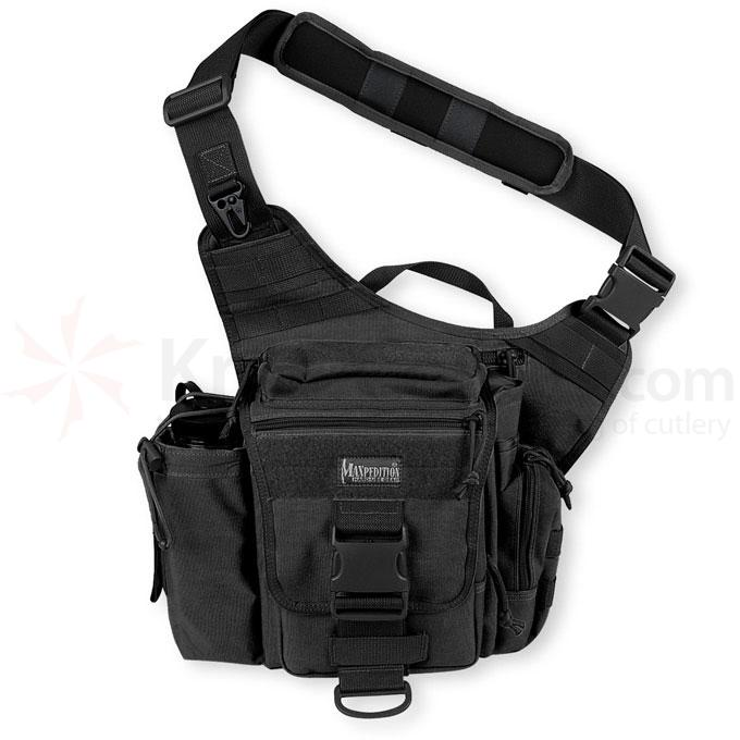Maxpedition 0412B Jumbo Versipack, Black