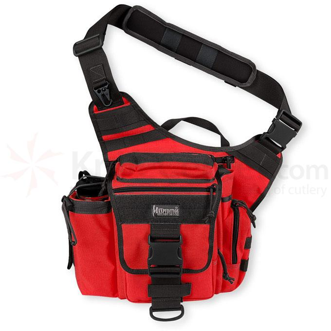 Maxpedition 0412ER Jumbo Versipack, Fire-EMS Red