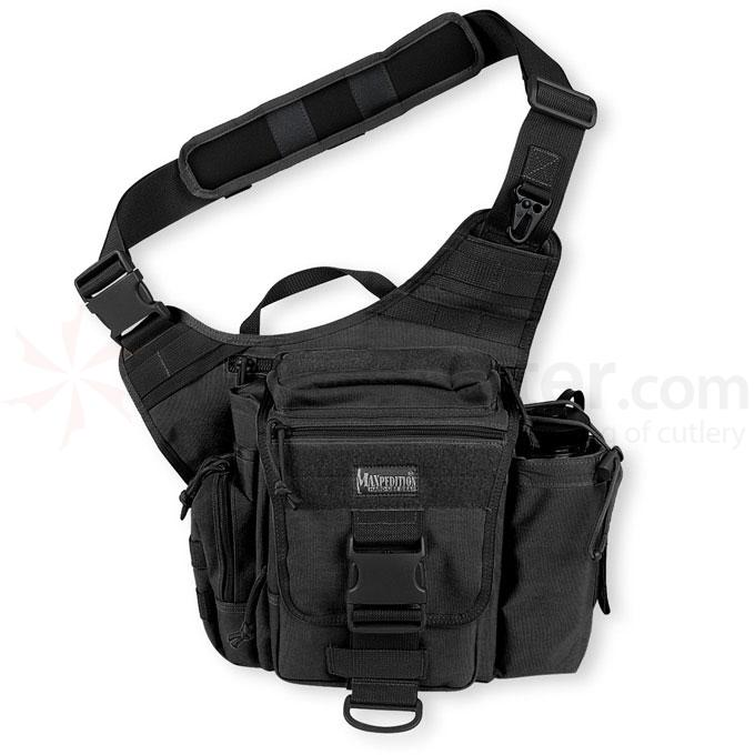 Maxpedition 0413B Jumbo S-Type Versipack, Black