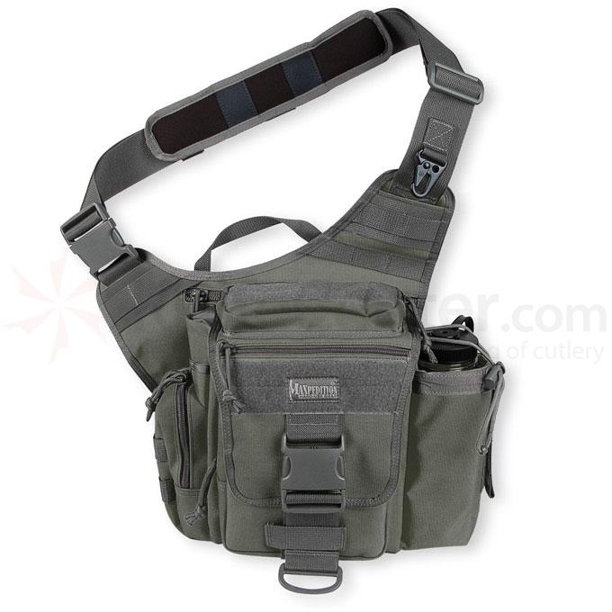 Maxpedition 0413F Jumbo S-Type Versipack, Foliage Green