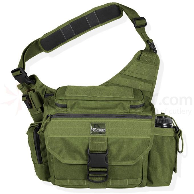 Maxpedition 0440G Mongo S-Type Versipack, OD Green