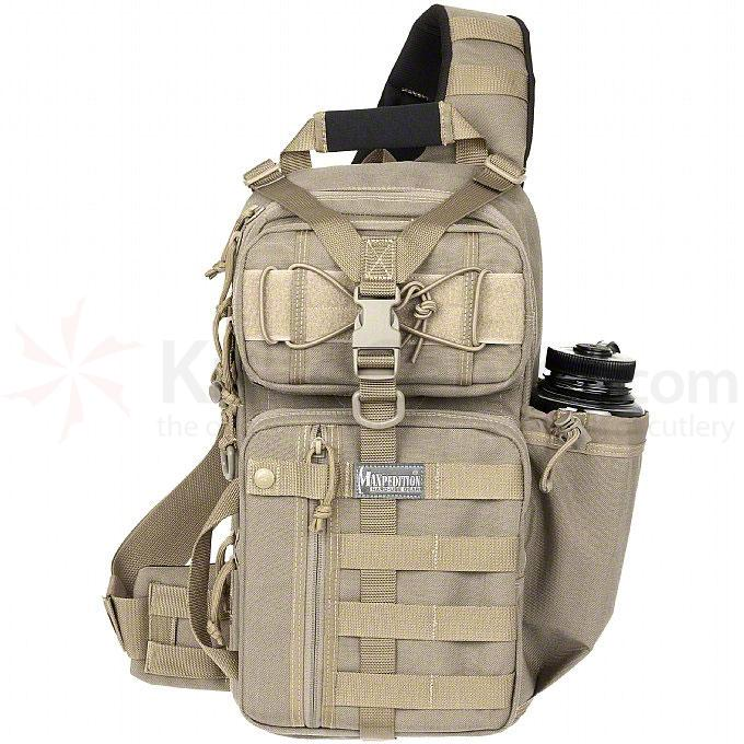 Maxpedition 0467K Sitka S-type Gearslinger, Khaki
