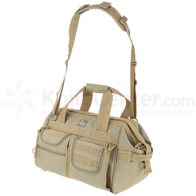 Maxpedition 0656K Agent Kit Bag, Large, Khaki