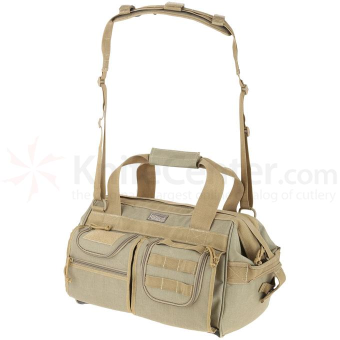 Maxpedition 0657K Handler Kit Bag, Small, Khaki
