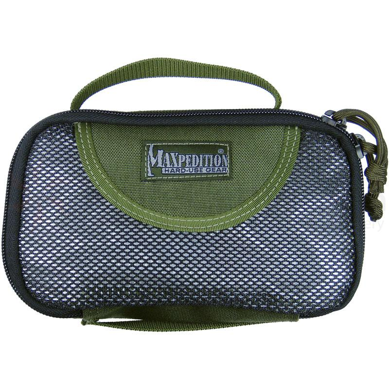 Maxpedition 1804G Cuboid - Small Organizer, OD Green