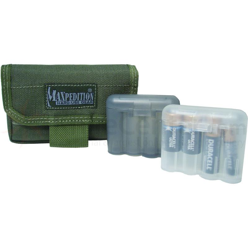 Maxpedition 1809G Volta Battery Pouch, OD Green