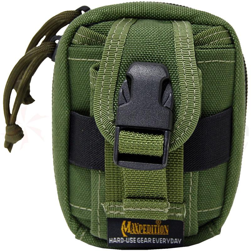 Maxpedition 2302G Anemone Pouch, OD Green