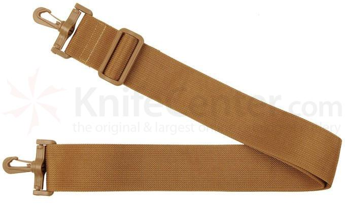 Maxpedition 9502K 2 inch Shoulder Strap, Khaki