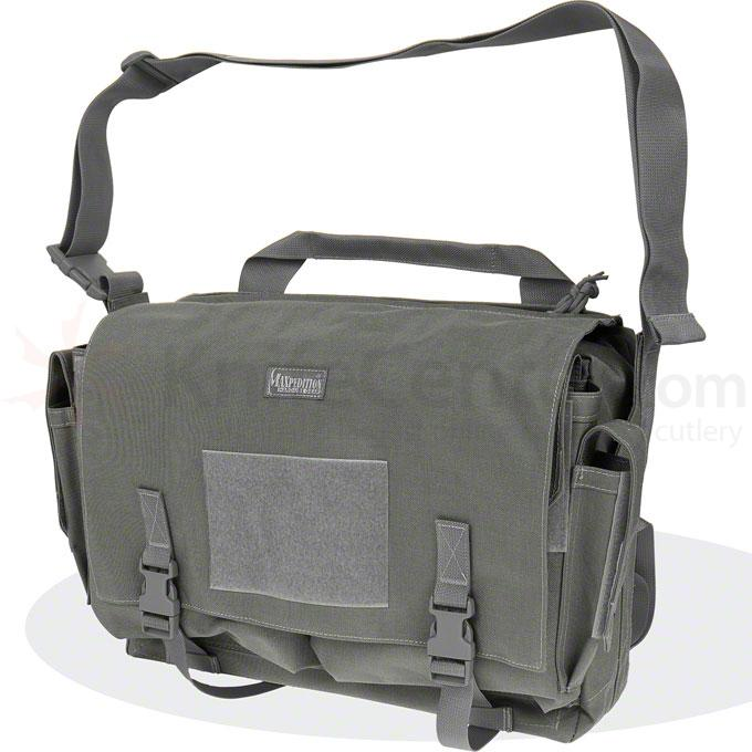 Maxpedition 9832F Larkspur Messenger Bag (Small), Foliage Green