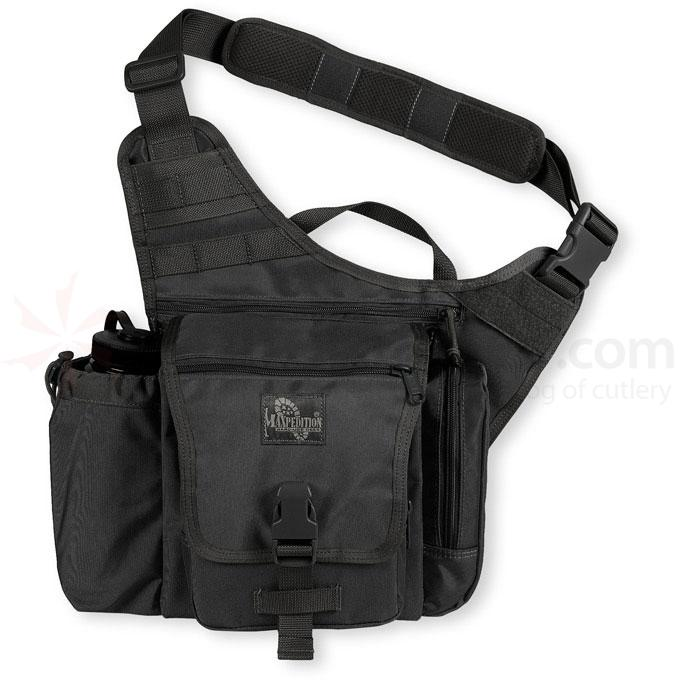 Maxpedition 9849B Jumbo K.I.S.S. Versipack, Black
