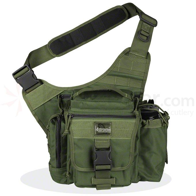 Maxpedition 9851G Jumbo EDC S-Type, OD Green