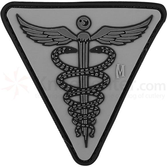 Maxpedition PVC Caduceus Patch, SWAT