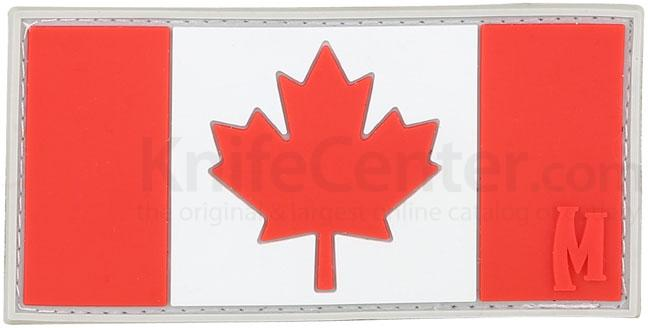 Maxpedition PVC Canada Flag Patch