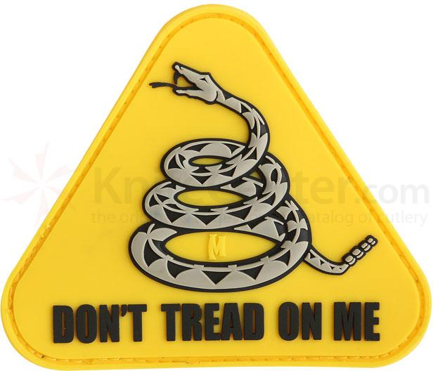 Maxpedition PVC Don't Tread on Me Patch