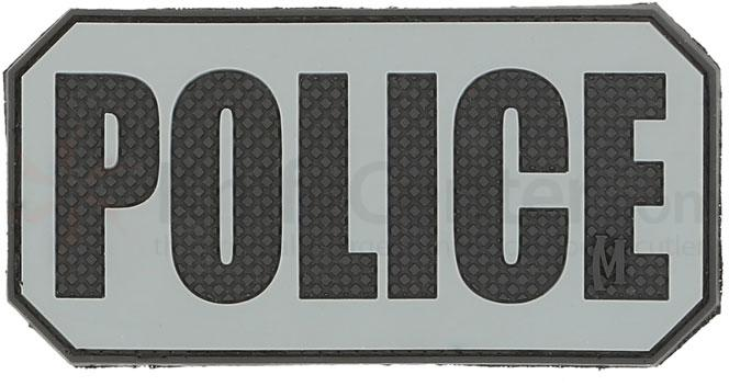 Maxpedition PVC Police Patch, SWAT