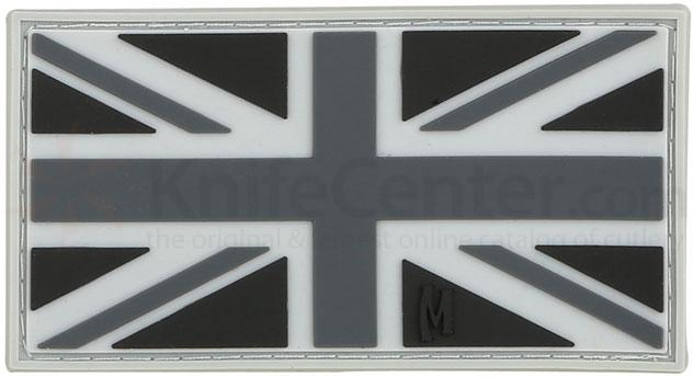 Maxpedition PVC United Kingdom Flag Patch, SWAT