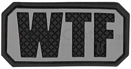 Maxpedition PVC WTF Patch, SWAT