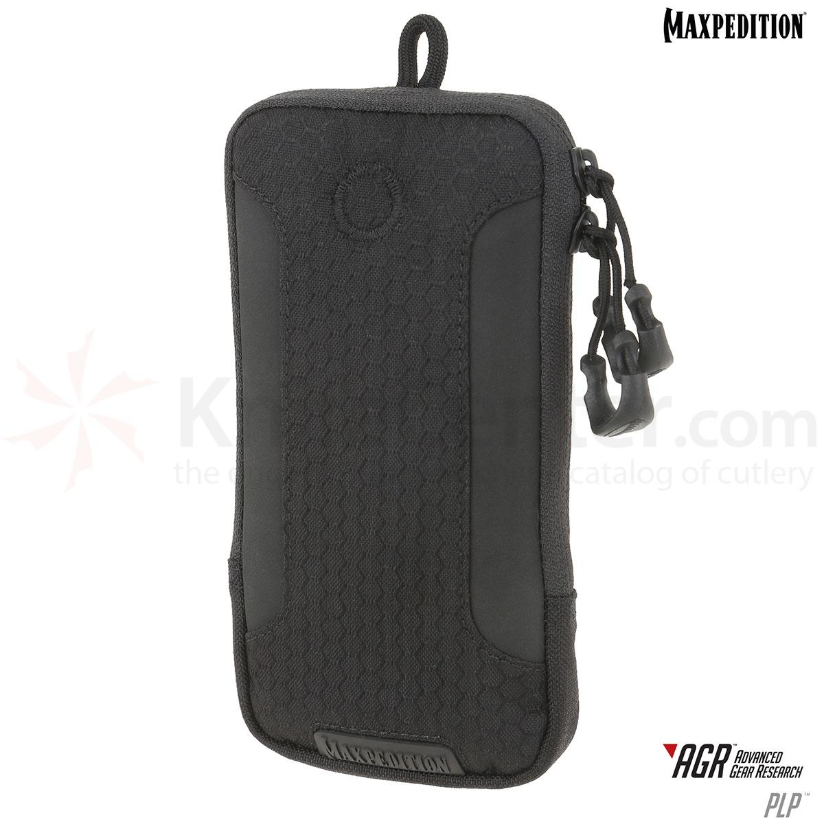Maxpedition PLPBLK AGR PLP iPhone 6s Plus Pouch, Black