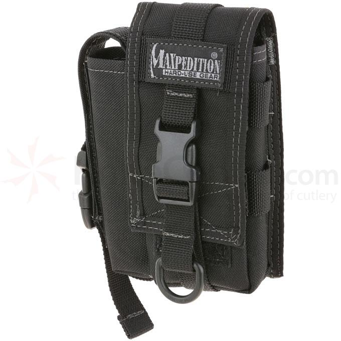 Maxpedition PT1030B TC-6 Waistpack Pouch, Black