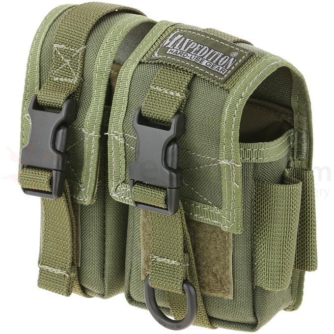 Maxpedition PT1031G TC-7 Waistpack Pouch, OD Green